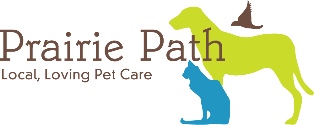 Prairie Path Pet Care logo