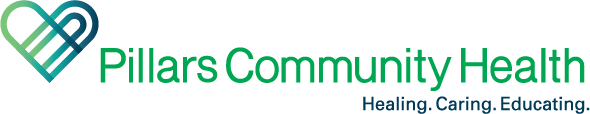 Pillars Community Health Logo